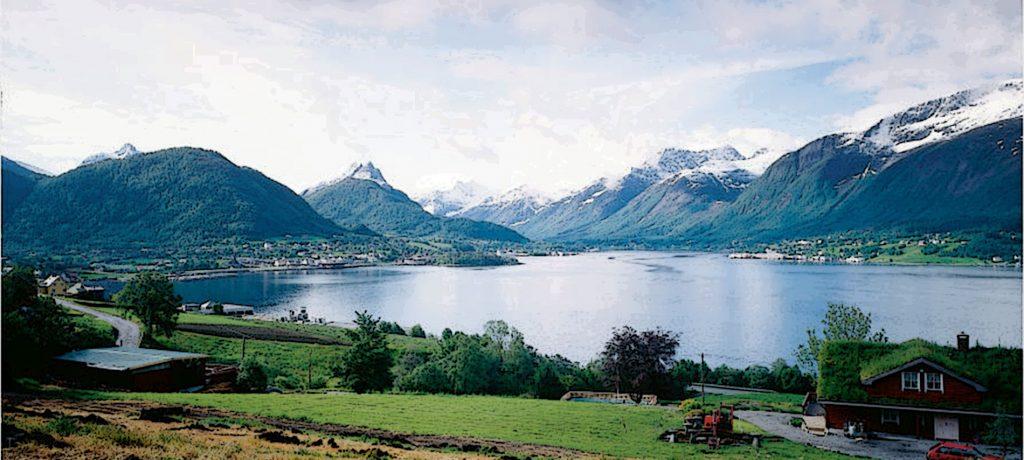 Sykkylven fjord