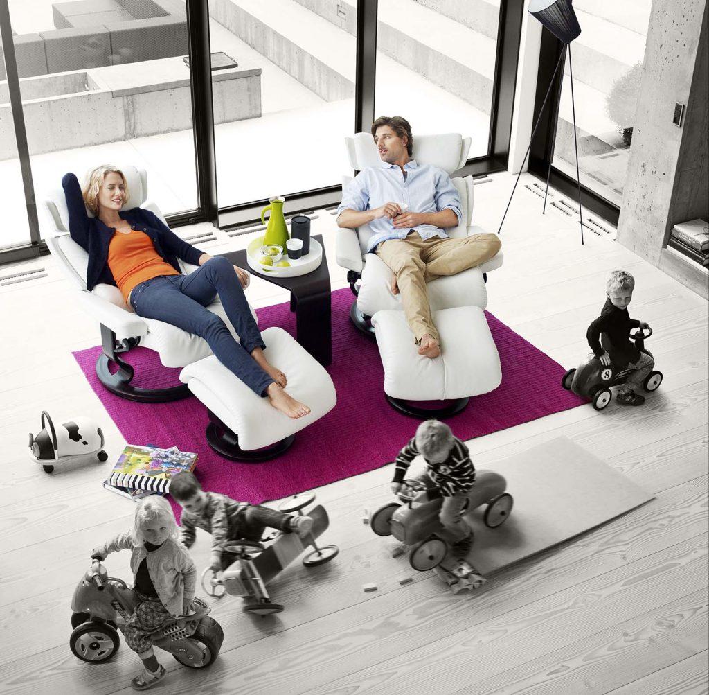 Magic recliners