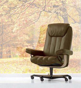 stressless bliss office chair