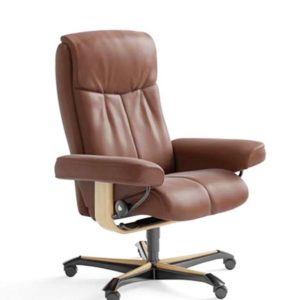 select options bliss office chair black