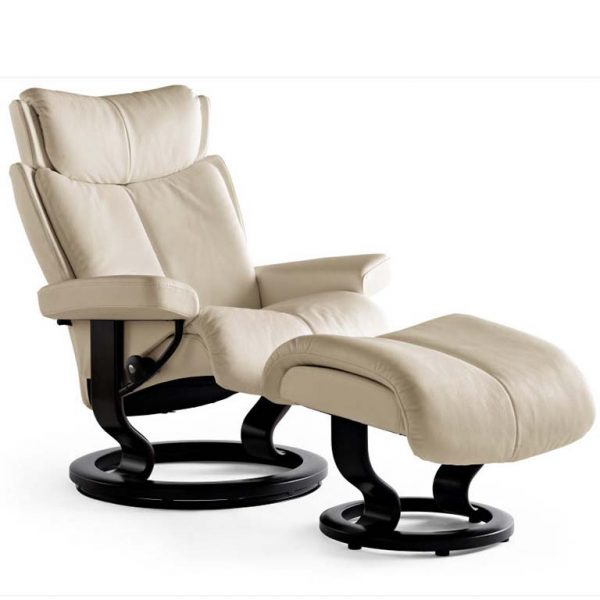 Stressless Magic paloma light grey