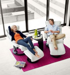 Stressless Magic recliner Classic base