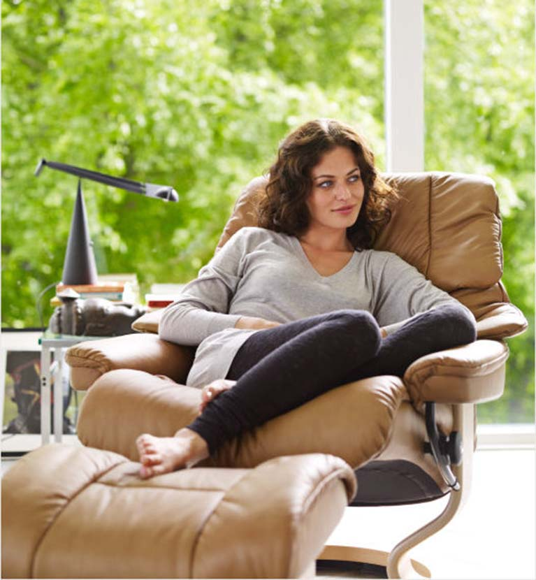 Stressless Reno recliner Classic base