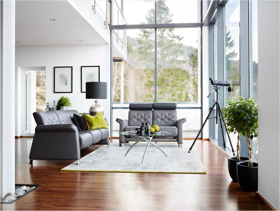 Metropolitan sofa by Stressless