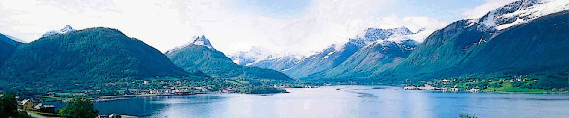 Ikornnes, Norway, Home to Ekornes and Stressless