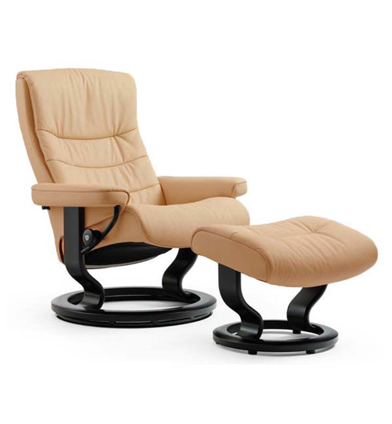 Stressless Nordic recliner Paloma Beige