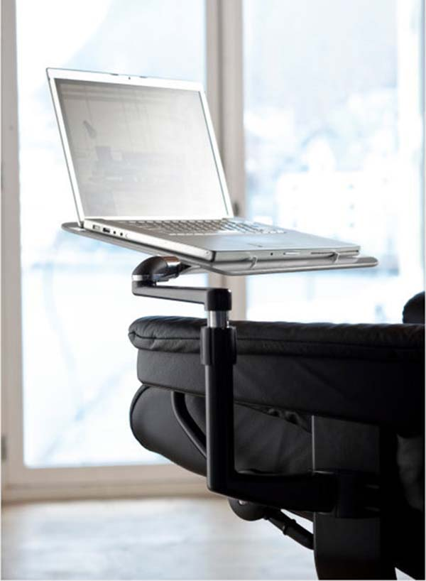 Stressless PC laptop table