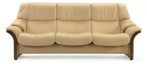 Eldorado 3 seat high back sofa