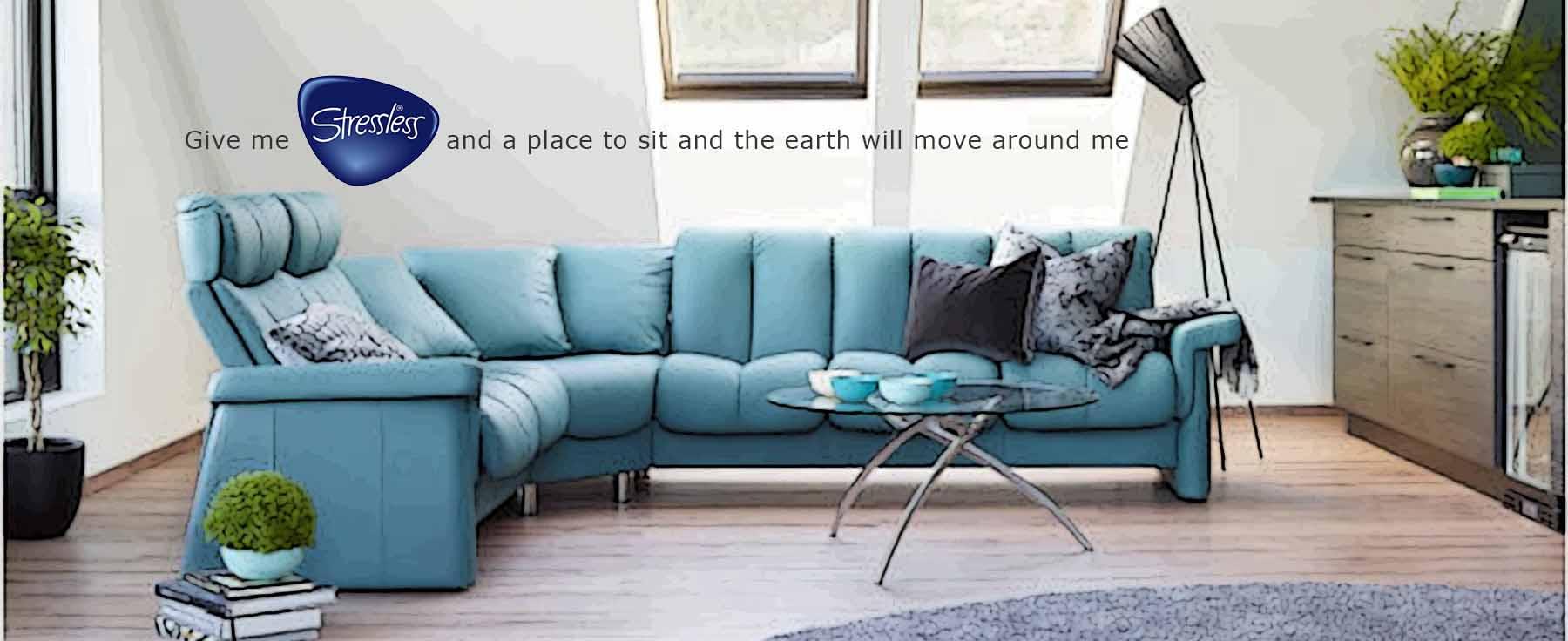 Stressless Legend sofa