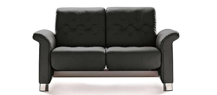Metropolitan two seat sofa
