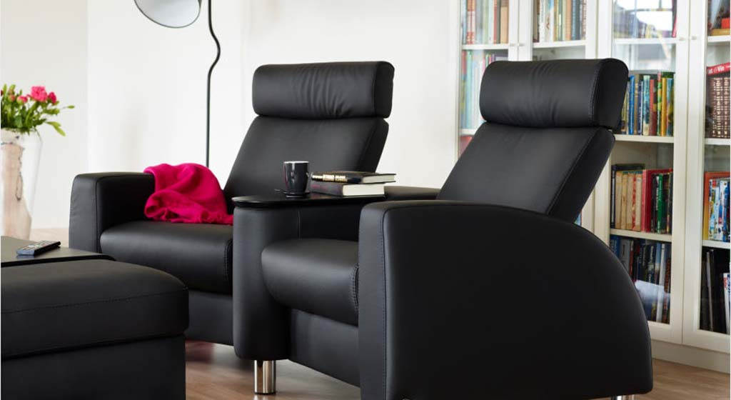 Arion chairs black
