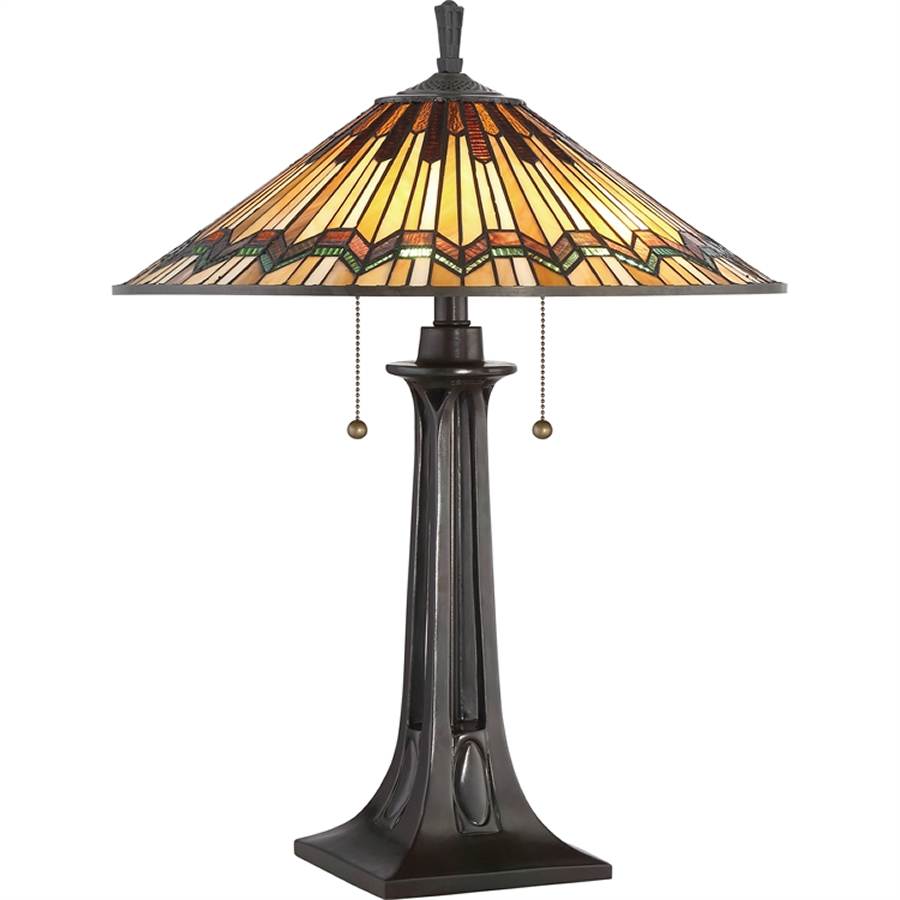 Alcott Tiffany lamp