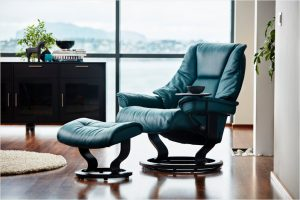 Stressless Live recliner, Classic base