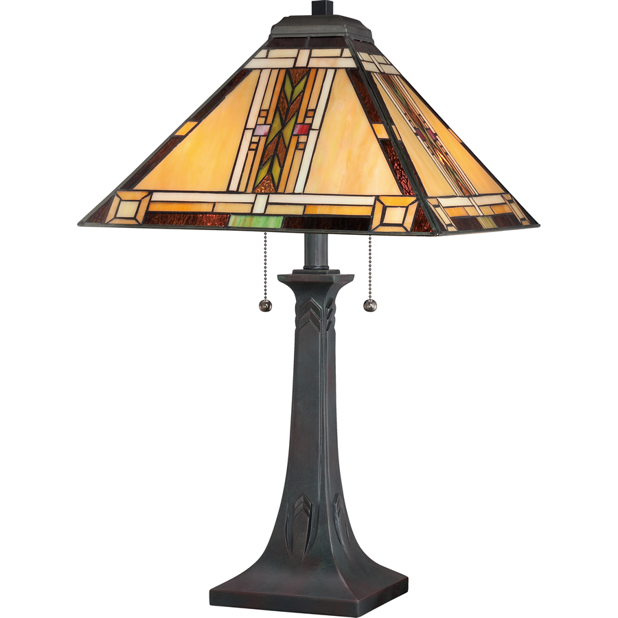 Navaho Tiffany lamp