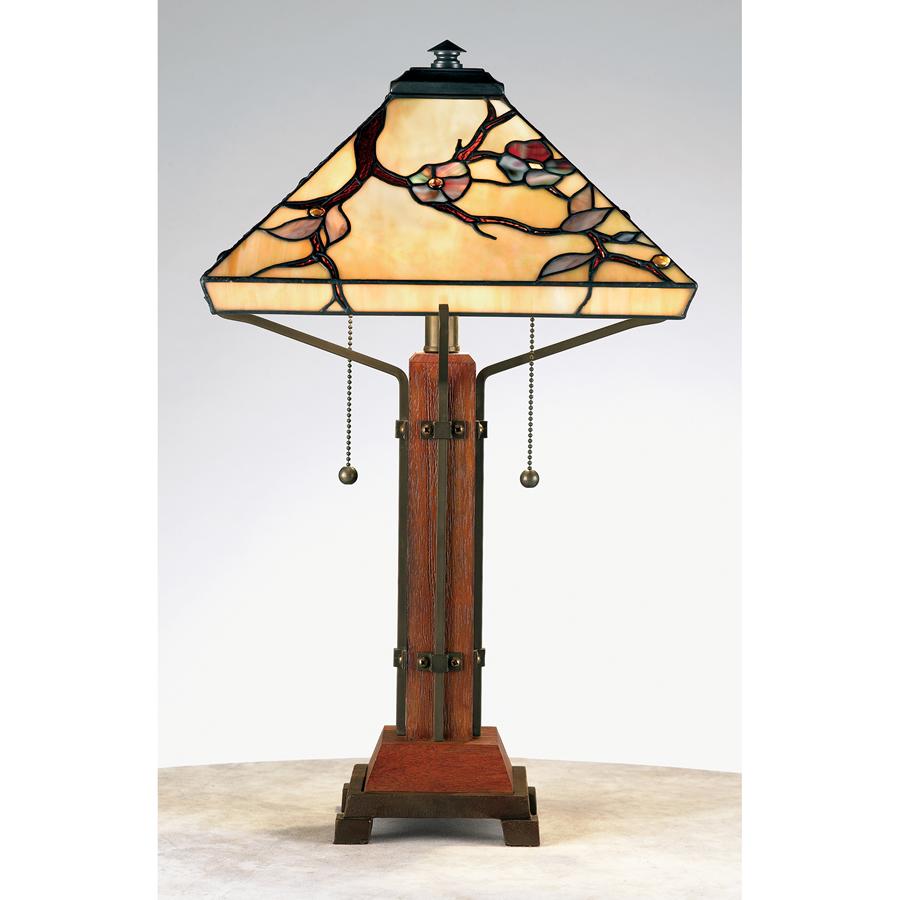 Quoizel Arts & Crafts lamp