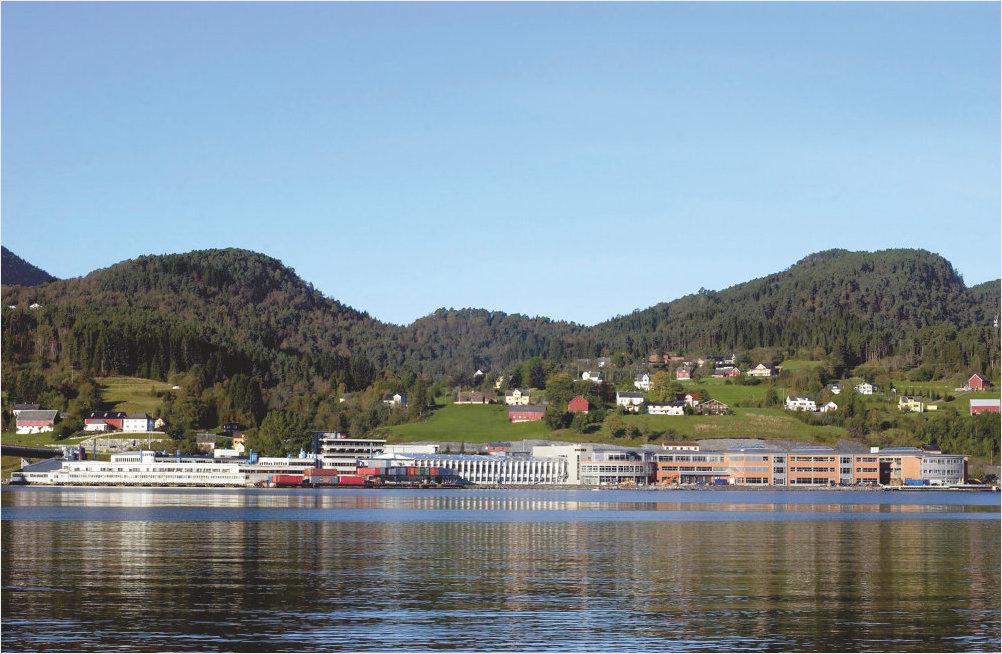 Sykkylven, Norway