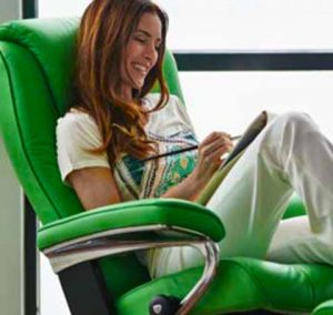 shop for Stressless recliners online