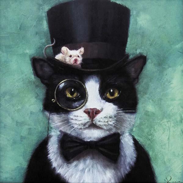 Tuxedo Cat - Propac Image