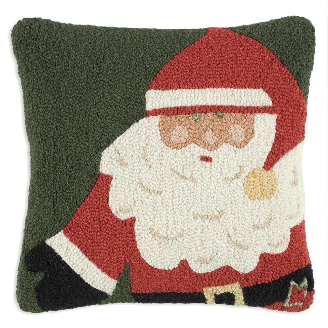 165NOEL papa noel pillow