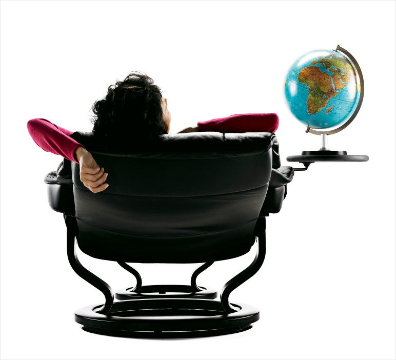 Stressless around the world