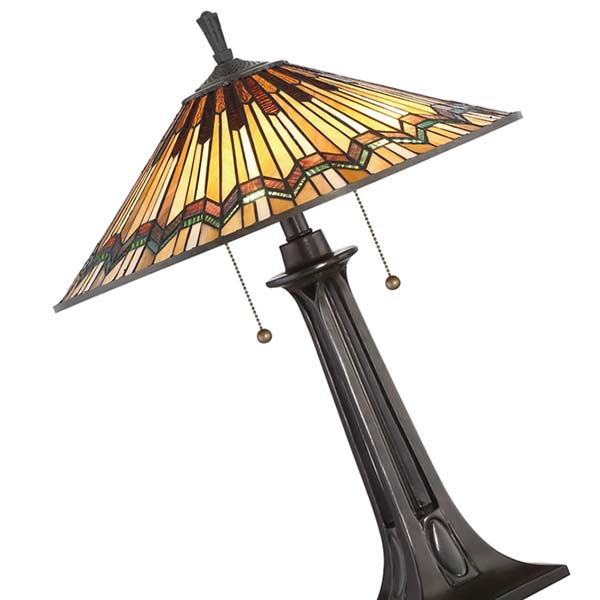 Quoizel Tiffany lamps