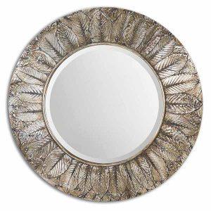 Foliage uttermost mirror