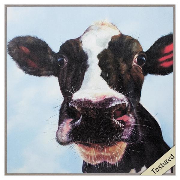 holstein cow louise