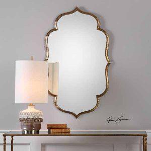 Zina uttermost mirror