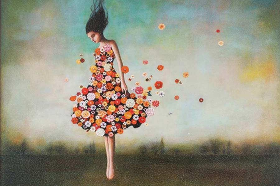 boundlessness in bloom painting duy hunyh