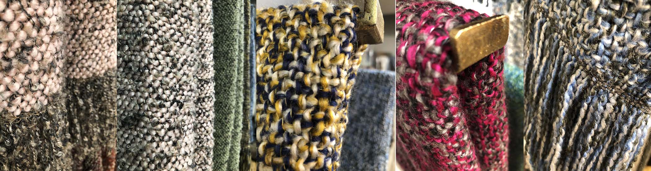 a variety of colors of bedford cottage woven throws