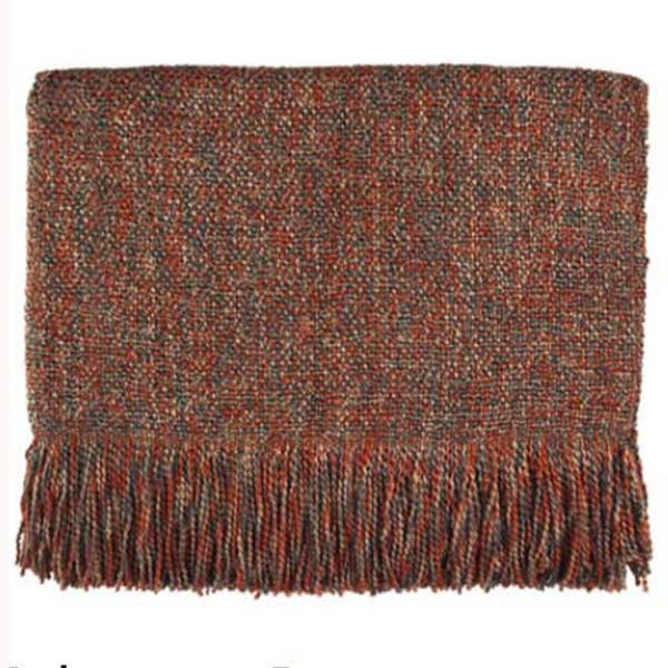 melange pecan woven throw bedford cottage kennebunk home