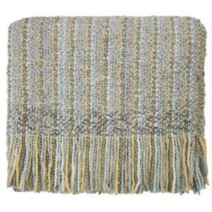 stria silver woven throw bedford cottage kennebunk home