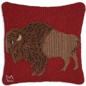 buffallo red background chandler 4 corners