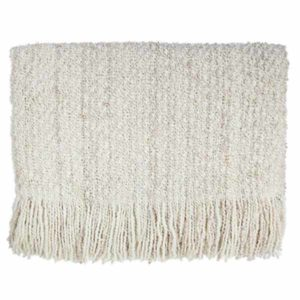 canyon eggshell woven throw bedford cottage