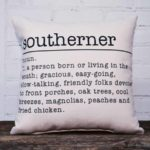 southerner pillow little birdie