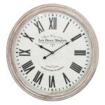 euro round clock propac