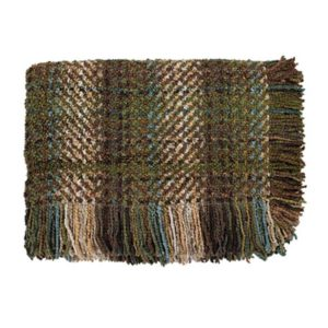 Ombre Bark Throw Bedford Collections